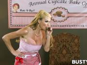 Taylor Wane has big tits