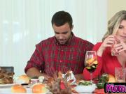 A Thanksgiving Fuck With My Stepkids Hot Boyfriend