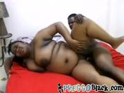 Pregnant black whore needs hard fucking too