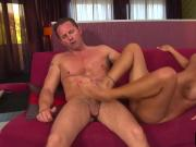 Long Dong Stroked By Feet Of Busty Cindy Hope