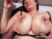 Luscious Whore Sophie Leon Seduces Her Neighbor