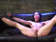 Burglar rough fuck and bondage mistress handjob xxx She so happy to