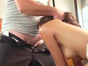 Good-Looking Asian Whore Swallows And Rides Eager Hard-On