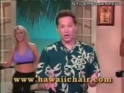 Hawaii chair infomercial