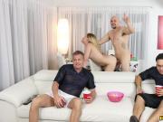 Gigi Flamez pussy fuck by Jmac doggystyle