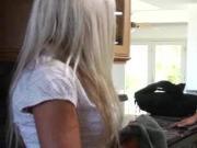 Diana Doll Gets Boner In Tight Twat