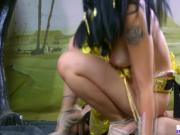Slutty Rina Ellis fulfill her every sexual desire