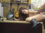 Amateur teen titjob first time Pawnstar meets a rockstar