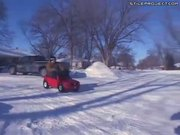 suped up crazy fast kids toy car