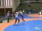 Wrestler's Arm Snaps & Breaks During Match
