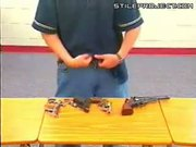 Student Reveals Hidden Guns In Baggy Clothing Demonstration