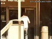 DMV drivers license prank