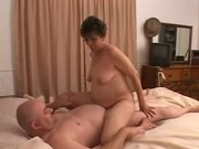 GILF Gets Tied and Fucked!
