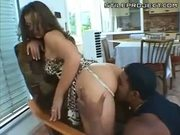 euro slut lucy sodomied by brian pumpers big black dick