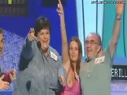 Titty Slip On Family Game Show