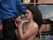 Cop anal and police hd Suspect was taken to backroom LP cop for a