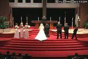 Wedding Ceremony Concussion