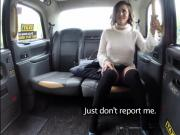 Sexy Spanish milf Betty Foxxx fucks the taxi driver