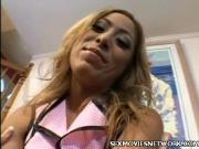 Latina Pornstar Kat Pussy Pounded