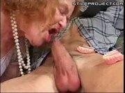 Granny Blowjob With No Dentures