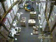 Forklift FAIL!