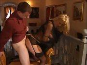 Horny Vivian Schmitt Rides A Hung Man