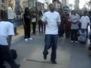 Crazy Hip Hop Tap Dancing