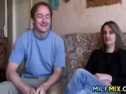 Amateur Mother On The Casting Couch