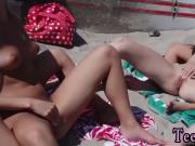 Hot teen threesome The hottest surfer chicks