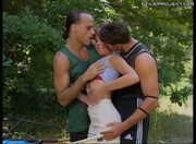 Judith Bella threesome and double penetration