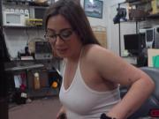 Pawndude fucks babe Charlie Harpers soaking wet pussy