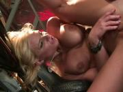 Phoenix Marie gets her ass fucked and cummed on