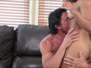 Curly haor Nami being fuck by stepdad