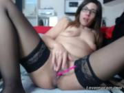 Student smoking and masturbating with lovense