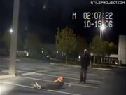 Sobriety Test Fail Fall Faceplant