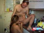Best Of '10: Arab Amateur Fucks In The Kitchen