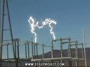 awesome electricity in the air