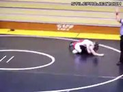 Amazing Limbless Wrestler Dustin Carter