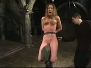 Slave Cannot Escape Getting BDSM Punishment