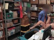 Shoplift Brooke Bliss Office Missionary Big Cock