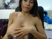 Hot Busty Latina - More Babes on FlirtSexLove.com