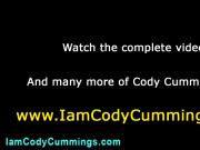 Cody Cummings and dude cock stroke
