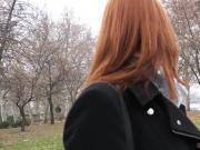 Pretty Czech girl screwed by stranger for some money