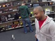 Bike seller gets a pawnshop cock deal