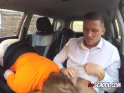 Hot Student Zara Durose Blows Driving Instructor