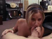 Exploited ebony facial first time A Tip for the Waitress