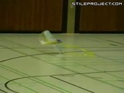 Amazing indoor RC flight