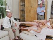 Bill bailey blonde milf Molly Earns Her Keep