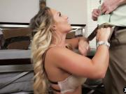 Amazing wife is thrill seeking cheater with sick curves