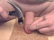 Hammering A Nail Through My Penis Head
